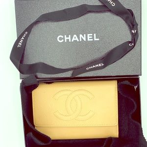 Chanel Iconic Wallet